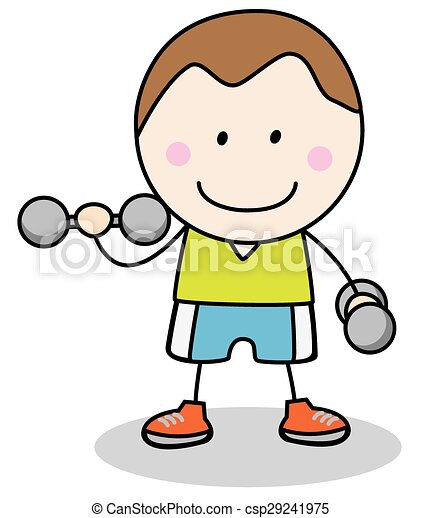 weight lifting boy vectors illustration search clipart drawings rh canstockphoto com weightlifting clipart gif weightlifting clipart logo