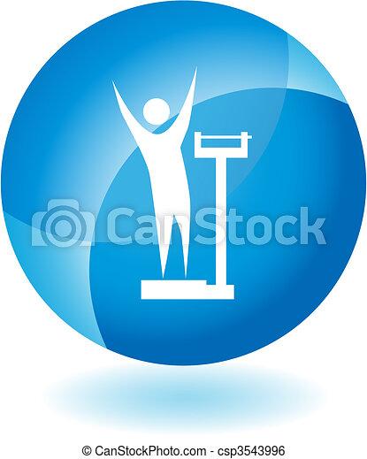 Weight Loss - csp3543996