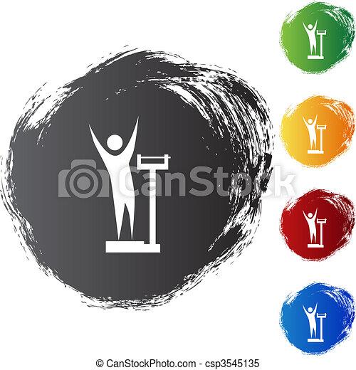 Weight Loss - csp3545135