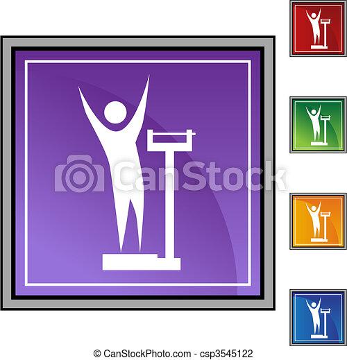 Weight Loss - csp3545122