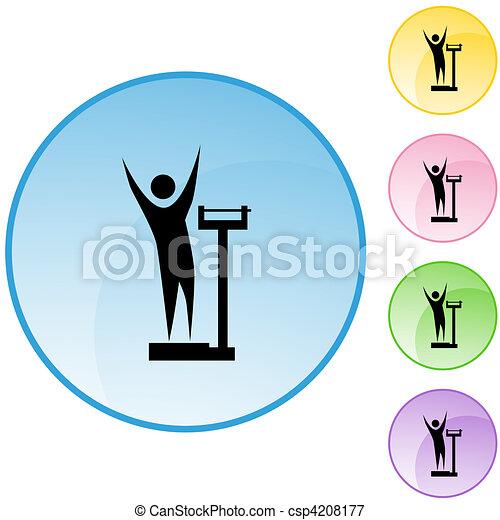 Weight Loss - csp4208177