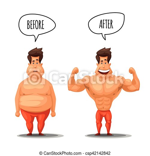 how to lose breast weight male