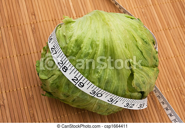 Weight Loss - csp1664411