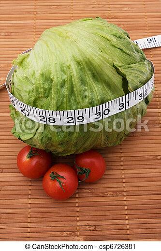 Weight Loss - csp6726381