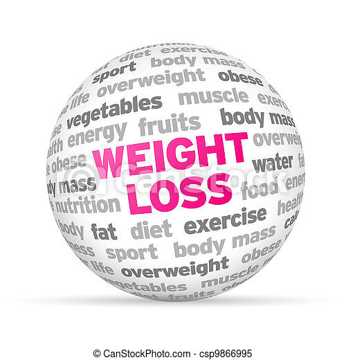 Weight Loss - csp9866995