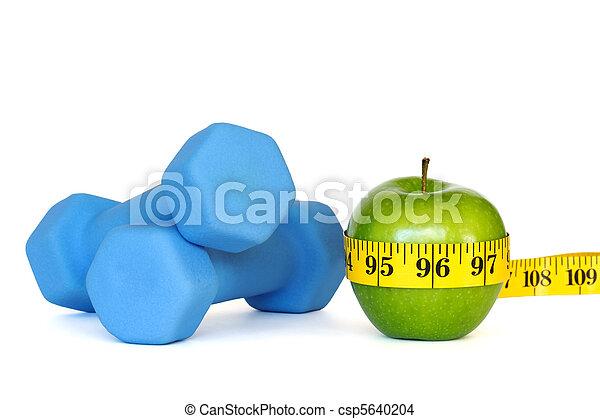 weight loss - csp5640204