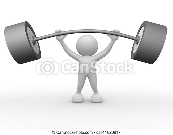 Heel Lifts Weightlifting Clipart