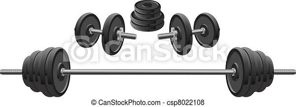 Weights - csp8022108