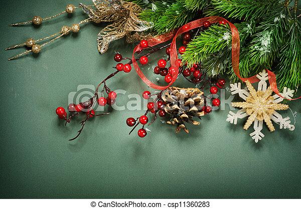 Weihnachten - csp11360283