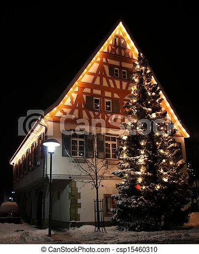 weihnachten, deutschland, weihnachten, fröhlich