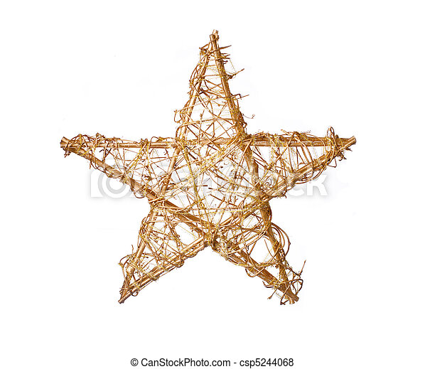 weihnachten stern verf gbar stern copyspace gold. Black Bedroom Furniture Sets. Home Design Ideas
