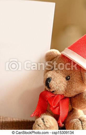 Teddy Weihnachten.Weihnachten Teddy
