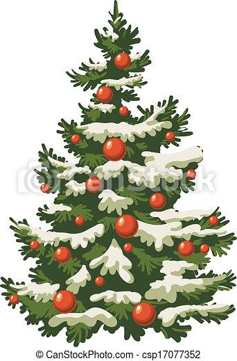 Weihnachtsbaum Clipart.Christbaum Illustrationen Und Clip Art 238 840 Christbaum