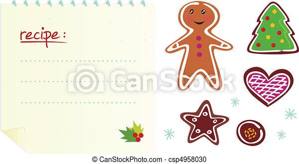 Weihnachtsgebäck Clipart.Weihnachtsgebäck Oder Heiligenbilder