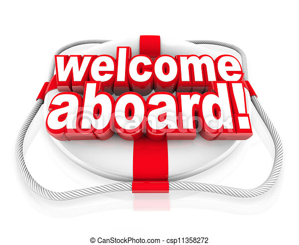 Welcome aboard words life preserver naval initiation greeting welcome aboard words life preserver naval initiation greeting csp11358272 m4hsunfo