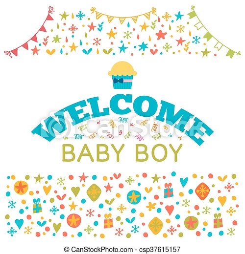 Welcome baby boy baby boy shower card baby shower greeting card welcome baby boy baby boy shower card baby shower greeting card cute baby m4hsunfo