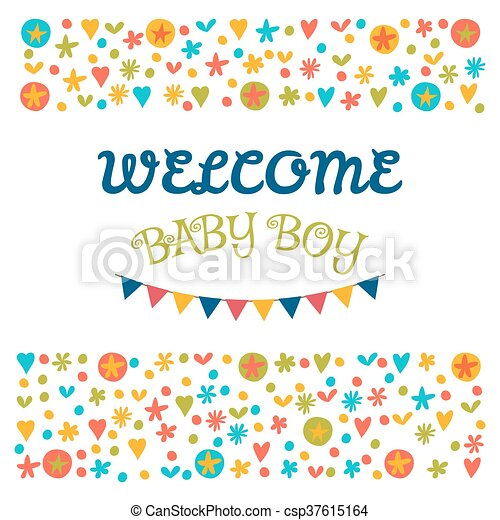 Welcome baby boy baby shower greeting card baby boy shower card welcome baby boy baby shower greeting card baby boy shower card baby boy m4hsunfo