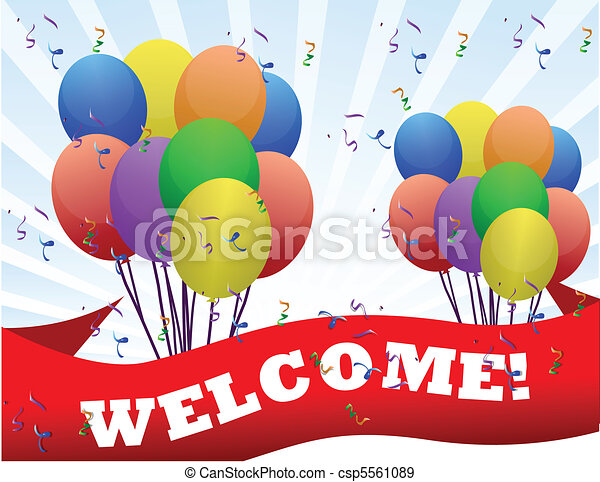 welcome - csp5561089