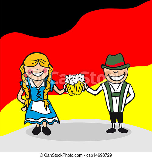 Welcome To Germany People