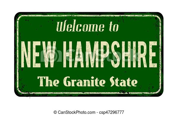 Image result for welcome to new hampshire sign