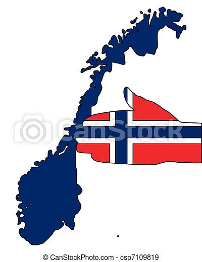 Welcome to Norway - csp7109819