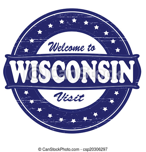 Welcome to Wisconsin - csp20306297