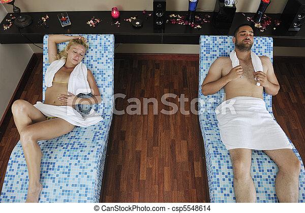 wellness couple - csp5548614
