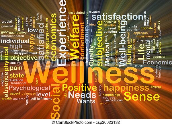 wellness, jarzący się, pojęcie, tło - csp30023132
