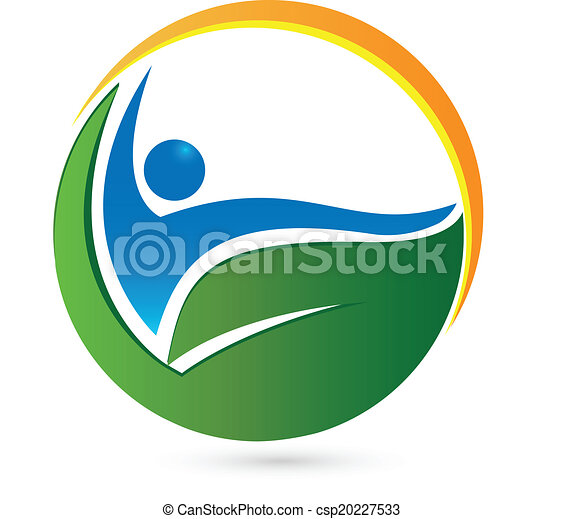 wellness life and health logo wellness life and health vectors rh canstockphoto com logo vectors free download logo vector images