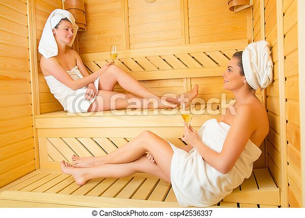 Agree Lesbians in the sauna variant