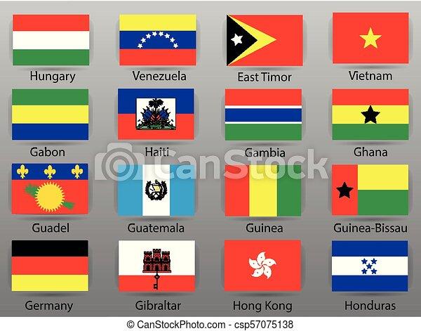 alle länder der welt