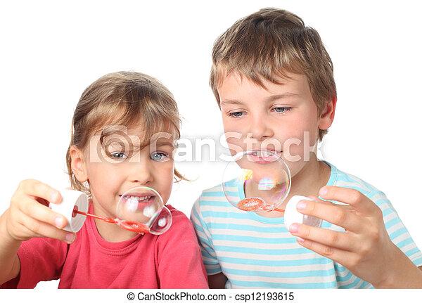 Bruder bekommt Blasen von Schwester