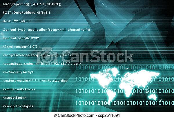 wereld, communicatie - csp2511691