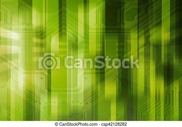 wereld, cyber, achtergrond - csp42128282