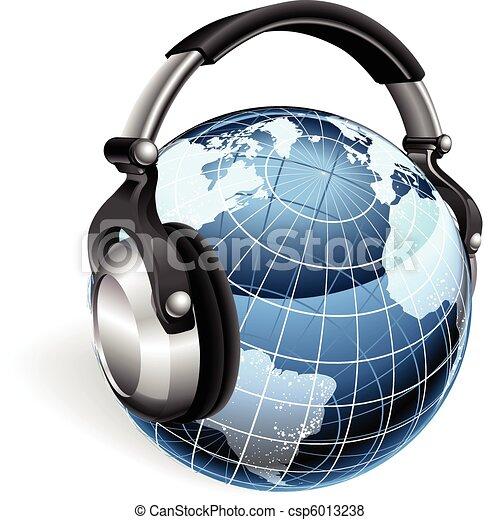 wereld muziek - csp6013238