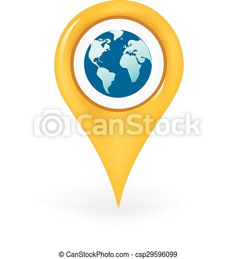 wereld, plaats - csp29596099