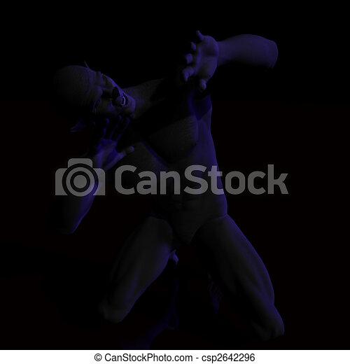 Werewolf #03 - csp2642296