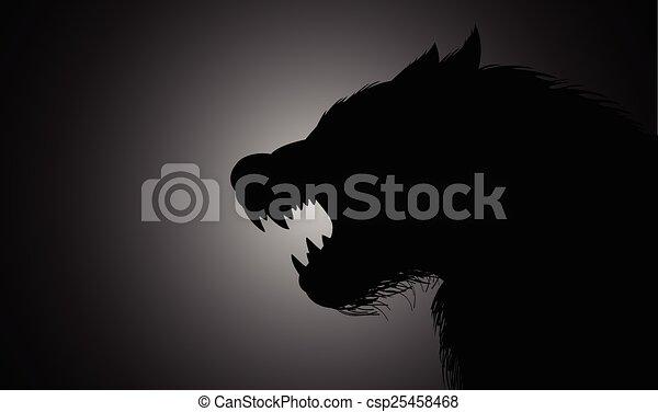 Werewolf - csp25458468