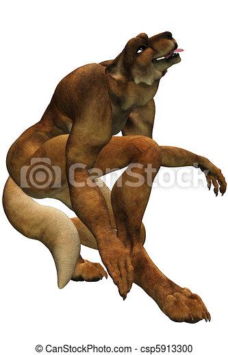 werewolf - csp5913300
