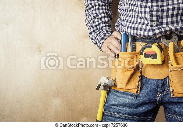 werken, gereed - csp17257636