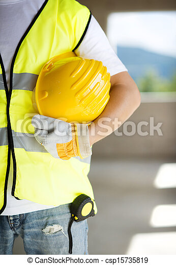 werkmannen , bouwsector - csp15735819