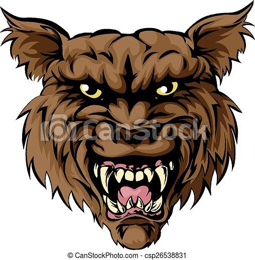 Werwolf Zeichen