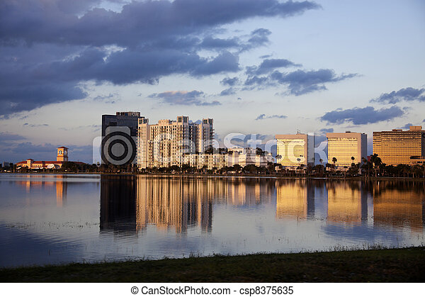 West Palm Beach - csp8375635