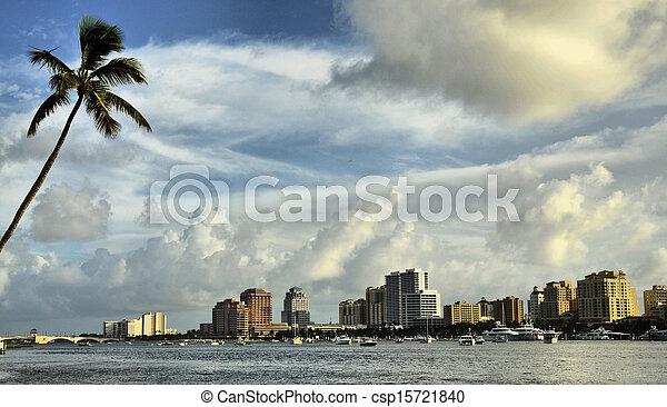 West Palm Beach - csp15721840