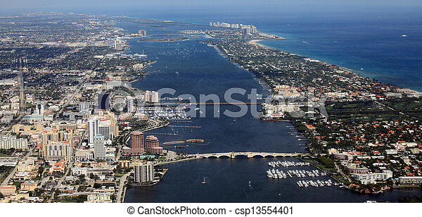 West Palm Beach - csp13554401