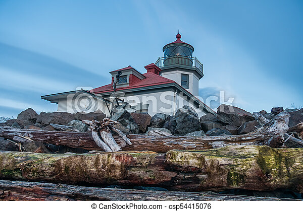 West Seattle Lighthouse 3 - csp54415076