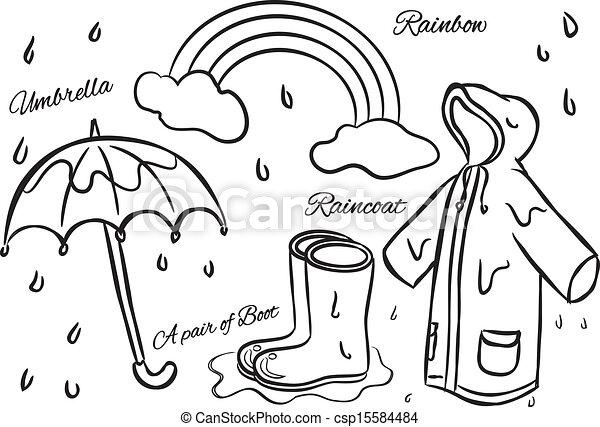 Wet Season Illustrations And Clipart 8 696 Wet Season Royalty Free