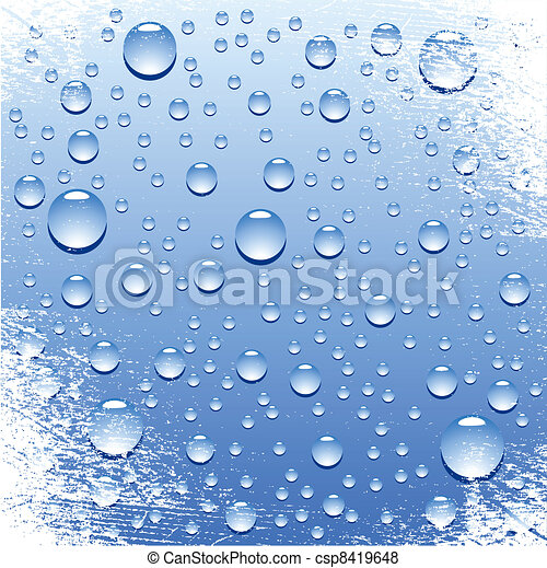 Wet surface. - csp8419648