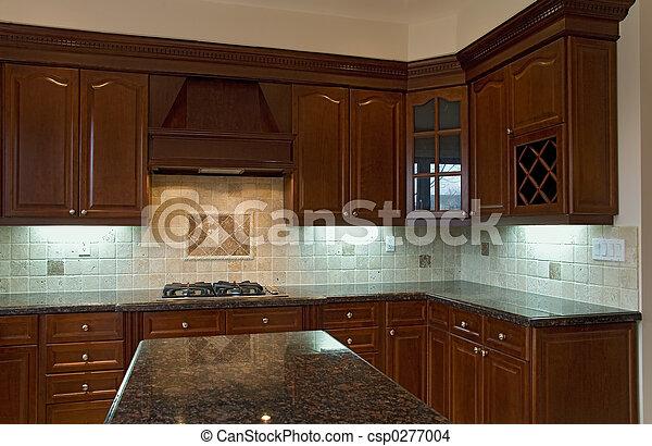 wewnętrzny, kuchnia - csp0277004