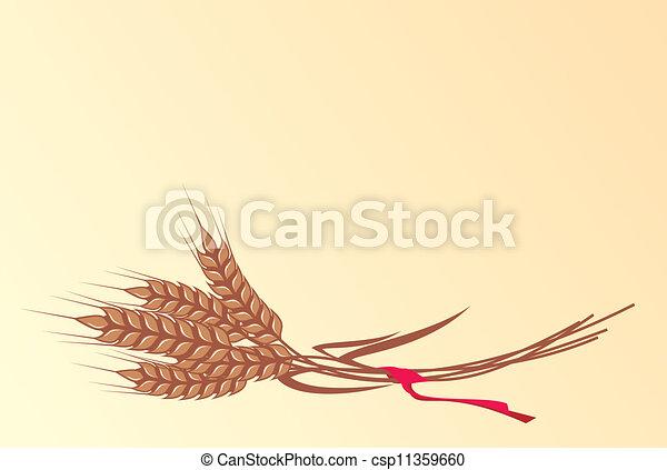 Wheat - csp11359660